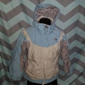 The North Face women snow jacket